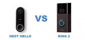 Nest Hello vs Ring 2